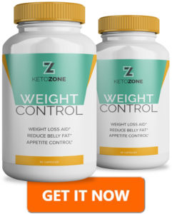 Keto Zone Weight Control
