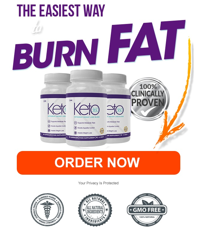 Keto360 UK Pills
