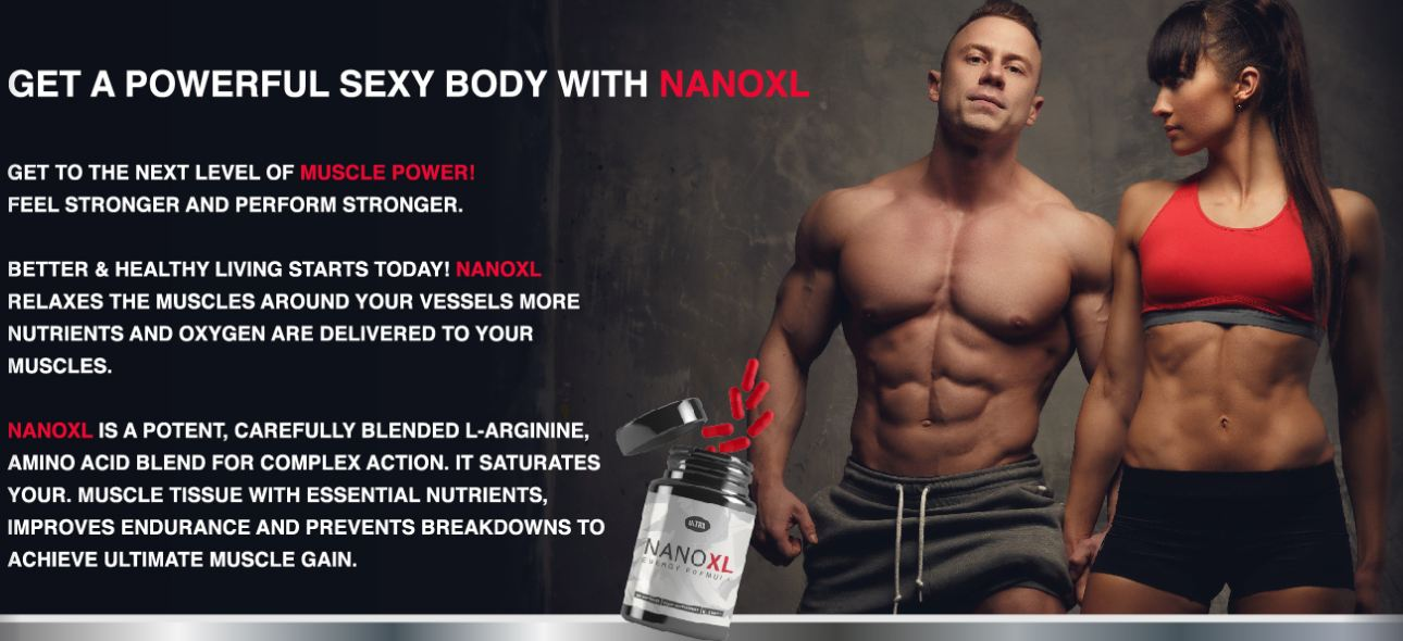 NanoXL Muscle Pills In UK