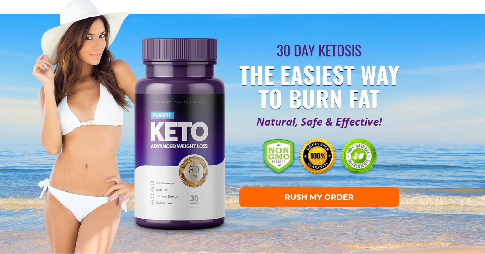 Purefit KETO - UK