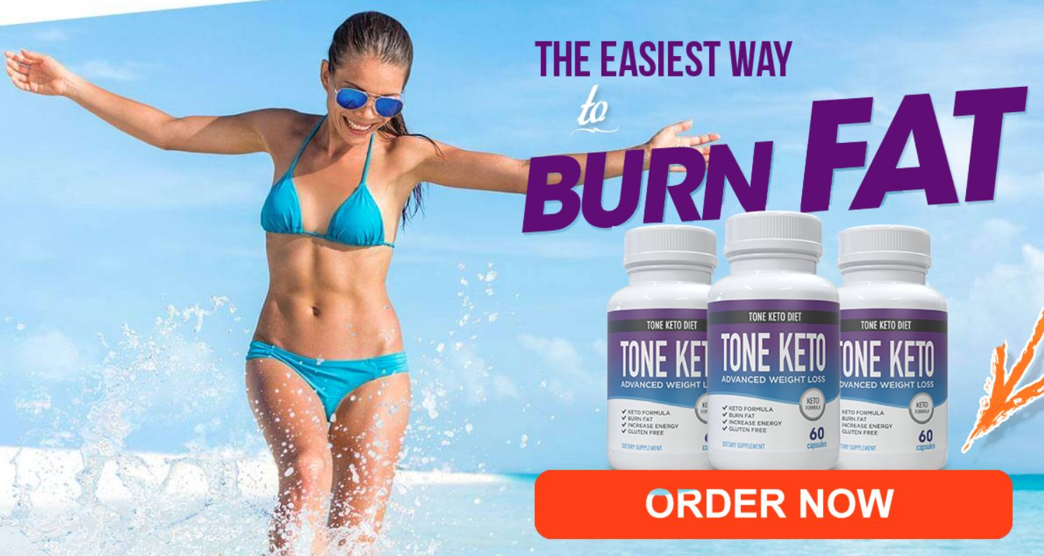 Tone Keto Pills UK