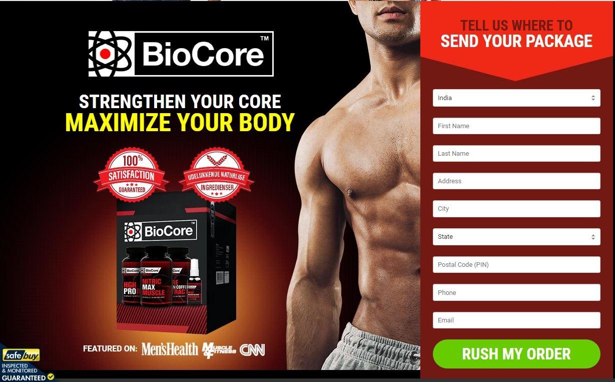 BioCore Hybrid Muscle