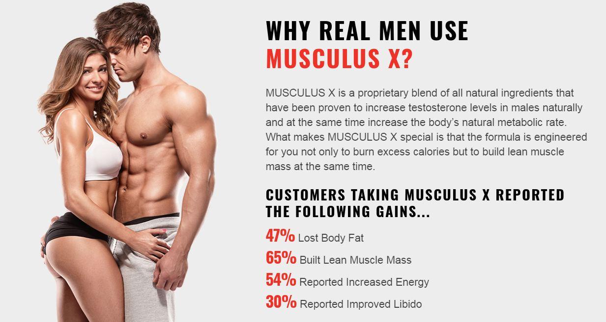 MusculusX Price In UK