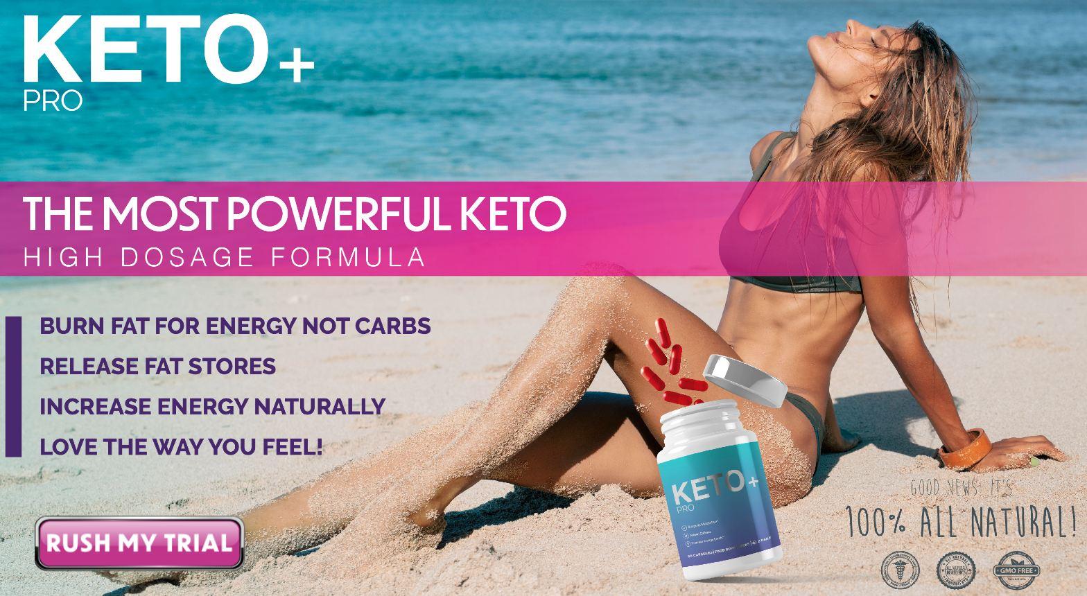 Keto Pro Plus UK Price