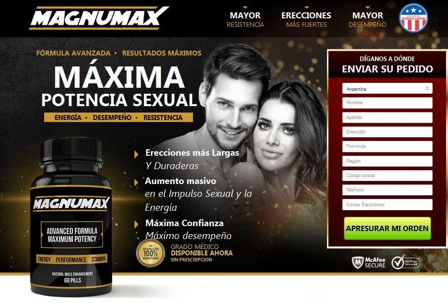 Magnumax Male Enhancement