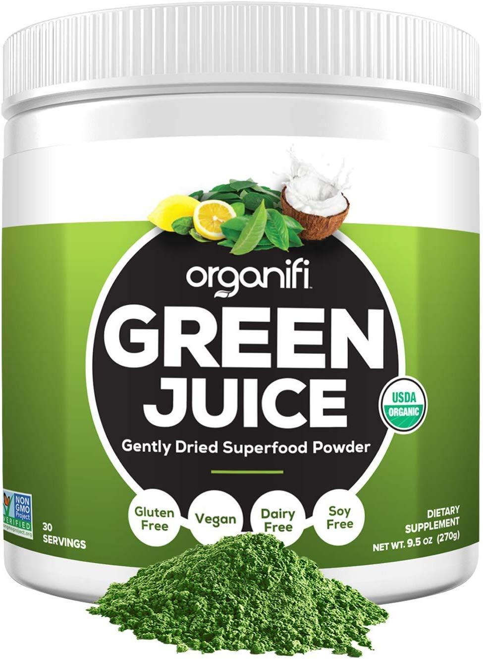 Organifi Green Juice UK