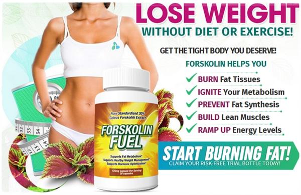 Pure Natural Forskolin Slim