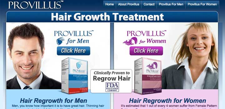 provillus Hair Formula