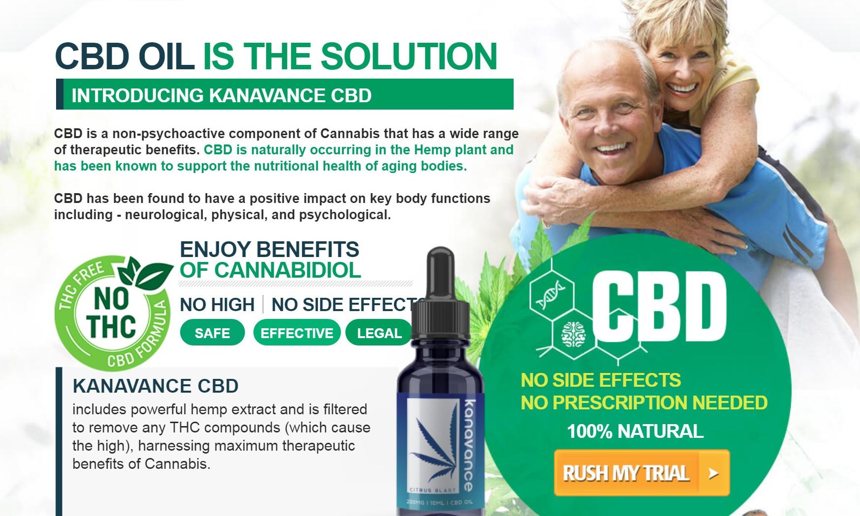 Kanavance CBD Oil Introduction