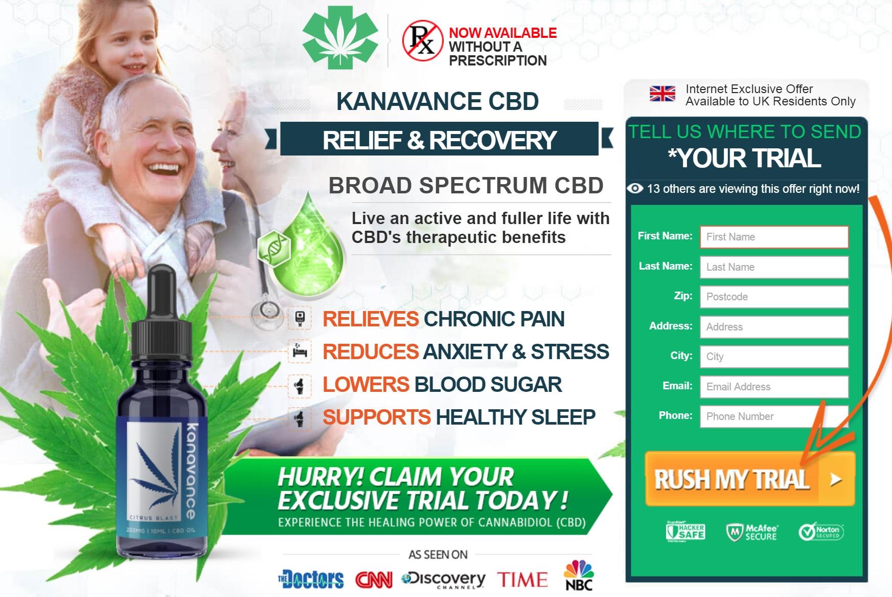 Kanavance CBD Oil