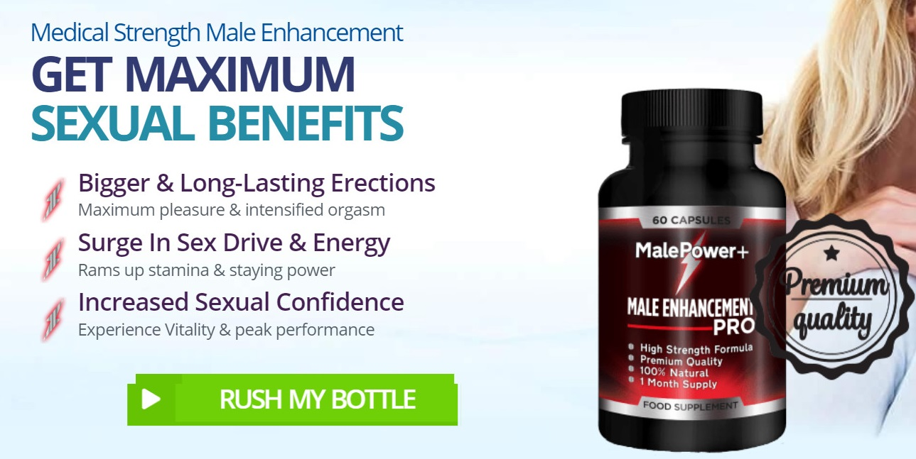 Male Power+ Male Enhancement Buy Now