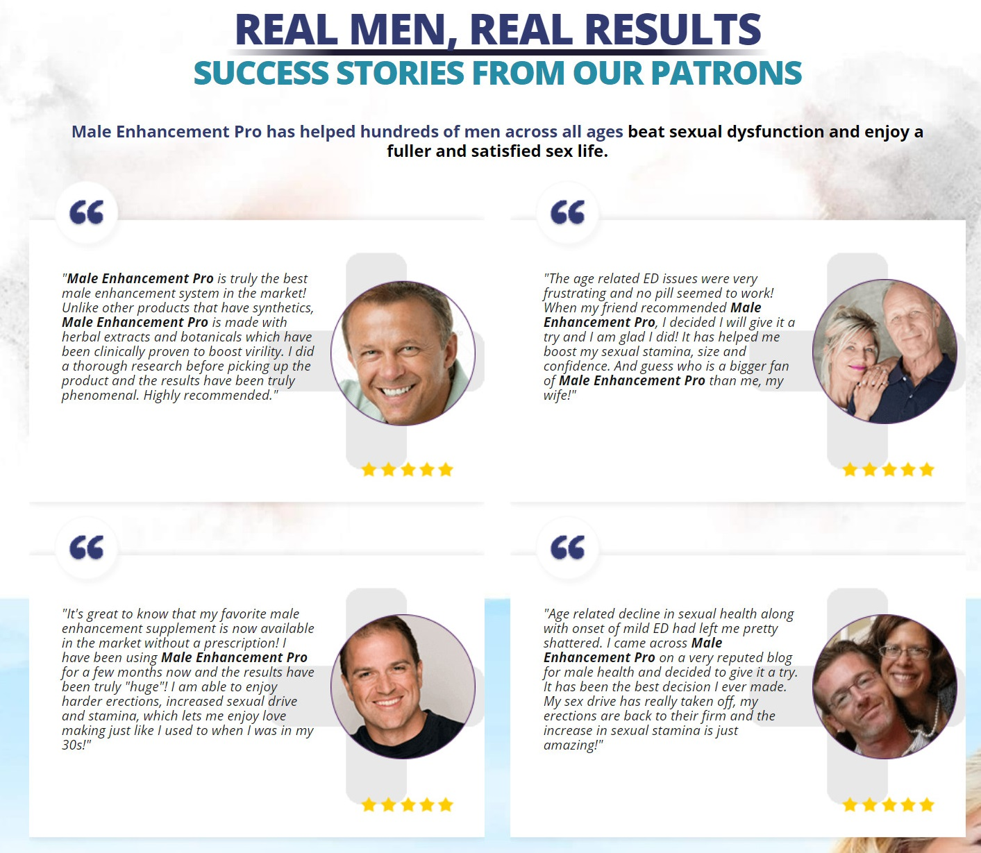 Male Power+ Male Enhancement Reviews